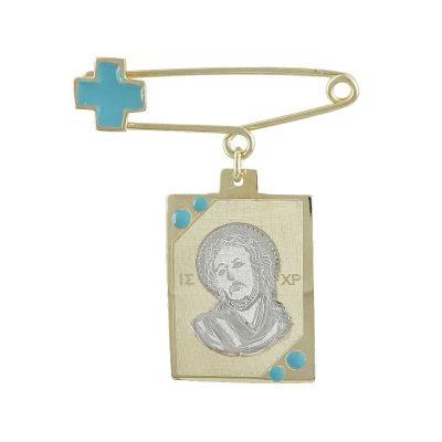 Δίχρωμη Χρυσή Παραμάνα με τον Χριστούλη K9 PA418