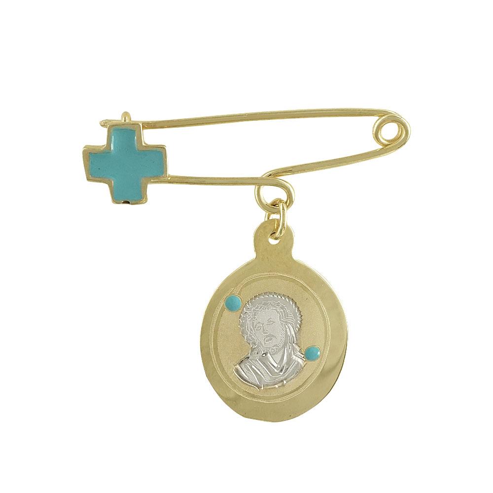 Δίχρωμη Χρυσή Παραμάνα με τον Χριστούλη K9 PA424
