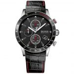 Hugo Boss Black Leather Strap 1513390