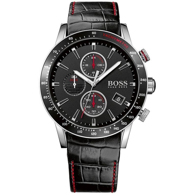 Hugo Boss Black Leather Strap 1513390  c70bedcc9e9