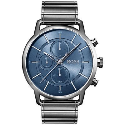Hugo Boss Architectural Stainless Steel Bracelet 1513574