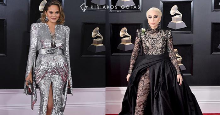 Γυναικεία κοσμήματα που είδαμε στα Grammy Awards 2018