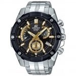 CASIO EDIFICE Chronograph Silver Stainless Steel Bracelet EFR-559DB-1A9VUEF