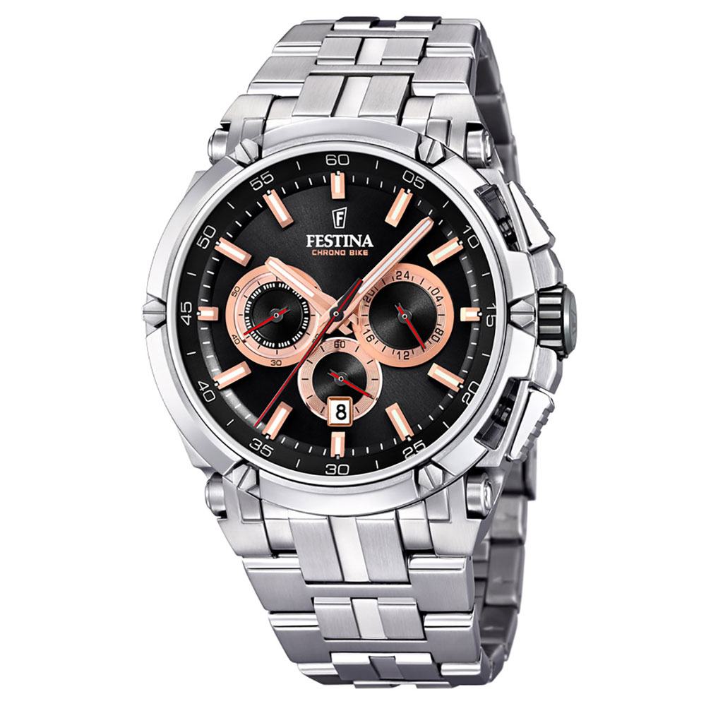 FESTINA Chrono Bike Stainless Steel Chronograph F20327-8