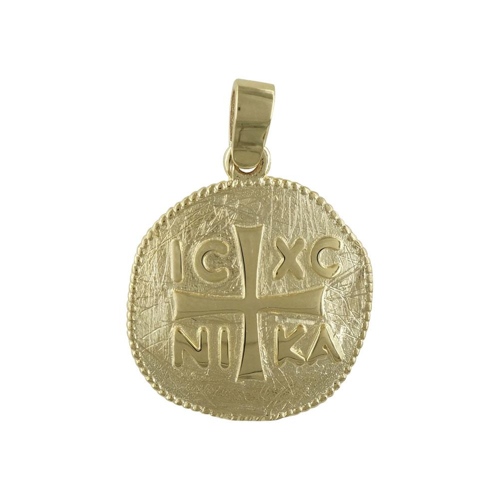 Κίτρινο Χρυσό Κωνσταντινάτο Κ9 KN199