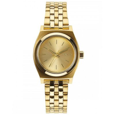 NIXON Time Teller Gold Stainless Steel Bracelet A399-502