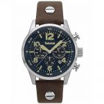 TIMBERLAND Jenness Brown Leather Strap 15376JS-03
