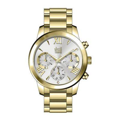 VISETTI Dolce Vita Gold Stainless Steel Bracelet PE-475GI