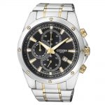 CITIZEN Chronograph Stainless Steel Bracelet AN3534-51E