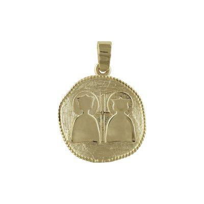 Κίτρινο Χρυσό Κωνσταντινάτο Κ9 ΚΝ199