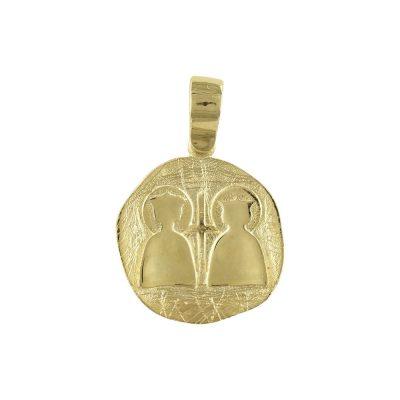 Κίτρινο Χρυσό Κωνσταντινάτο Κ9 ΚΝ202