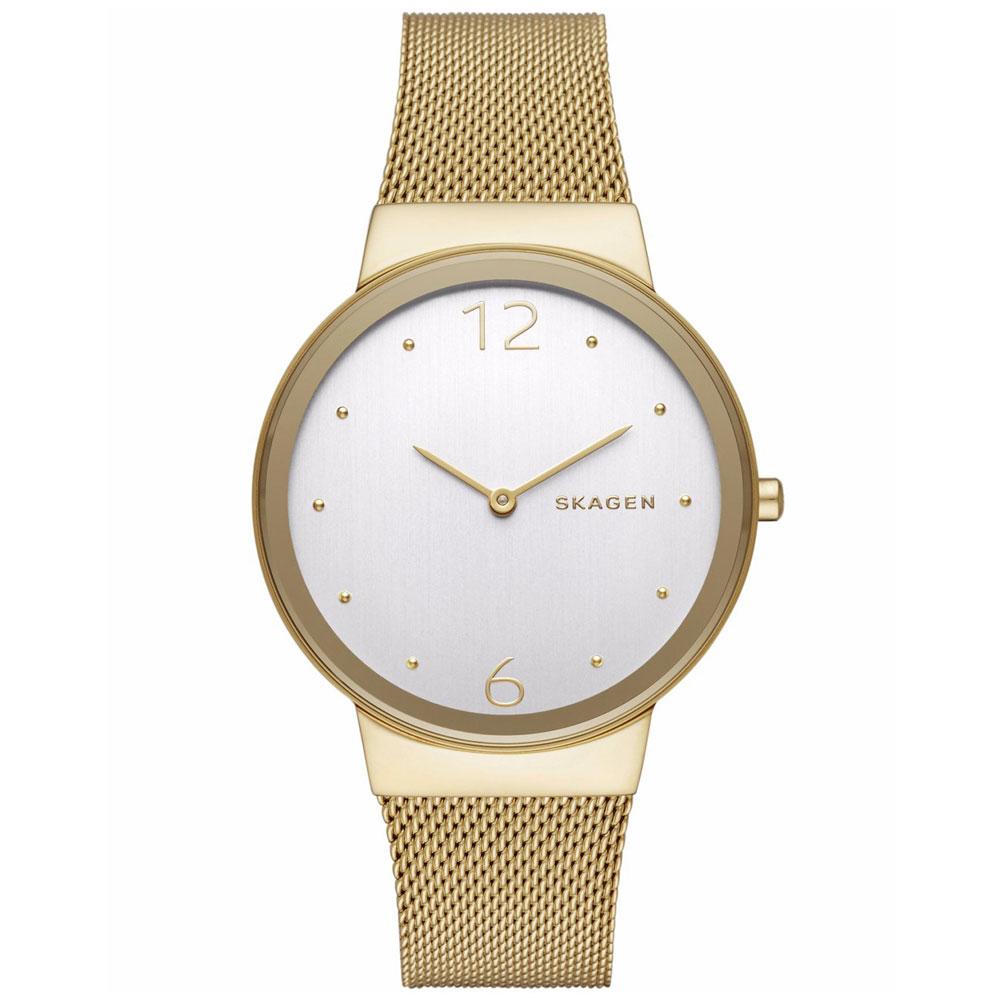 SKAGEN Freja Gold Stainless Steel Bracelet SKW2519