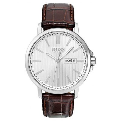 Hugo BOSS James Brown Leather Strap 1513532