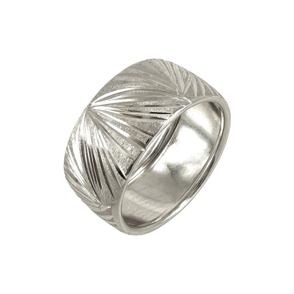 Λευκόχρυσο Δαχτυλίδι Chevalier K14 DX648