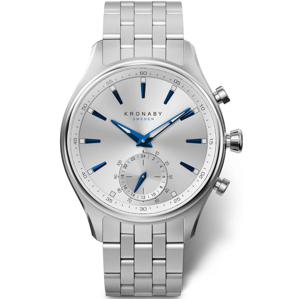 KRONABY Smart-Watch Sekel Stainless Steel Bracelet A1000-3121