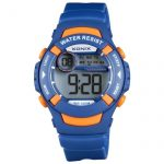 XONIX Kids Blue Rubber Strap IA-006