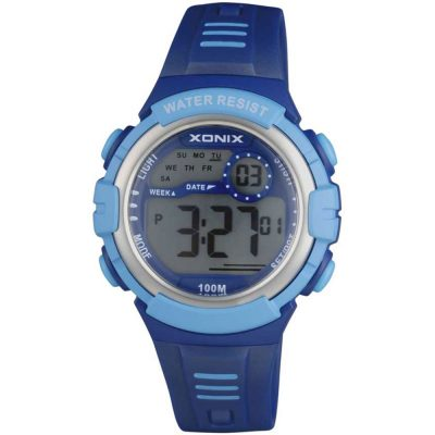 XONIX Kids Blue Rubber Strap IL-006