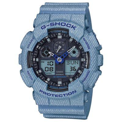 andriko-roloi-Casio-G-shock-GA-100DE-2AER