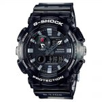 CASIO G-Shock Black Rubber Strap GAX-100MSB-1AER