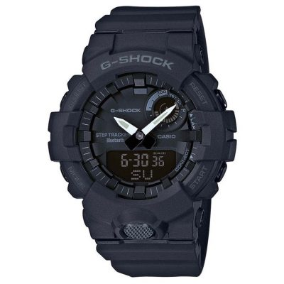 CASIO G-Shock Bluetooth Blue Rubber GBA-800-1AER
