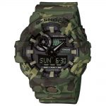 CASIO G-SHOCK Military Rubber Strap GA-700CM-3AER