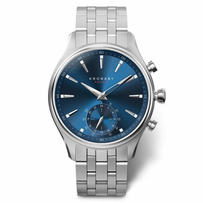 KRONABY Smart-Watch Sekel Stainless Steel Bracelet A1000-3119