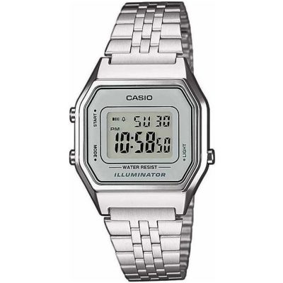CASIO Collection Stainless Steel Bracelet LA-680WEA-7EF
