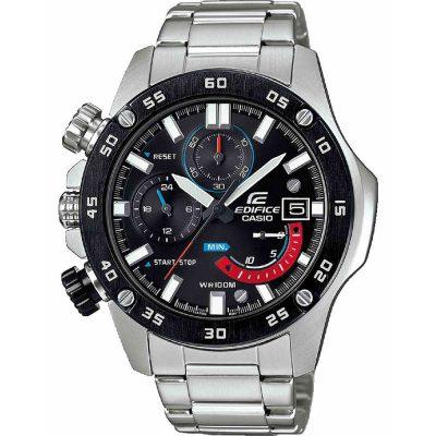 CASIO Edifice Stainless Steel Bracelet Chronograph EFR-558DB-1AVUEF