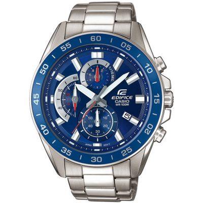 CASIO Edifice Chronograph Stainless Steel Bracelet EFV-550D-2AVUEF