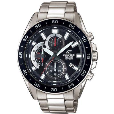 CASIO Edifice Chronograph Stainless Steel Bracelet EFV-550D-1AVUEF