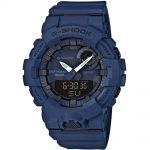 CASIO G-SHOCK Bluetooth Blue Rubber GBA-800-2AER