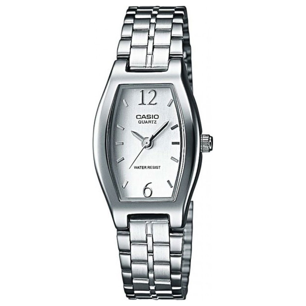 CASIO Collection Stainless Steel Bracelet LTP-1281PD-7AEF