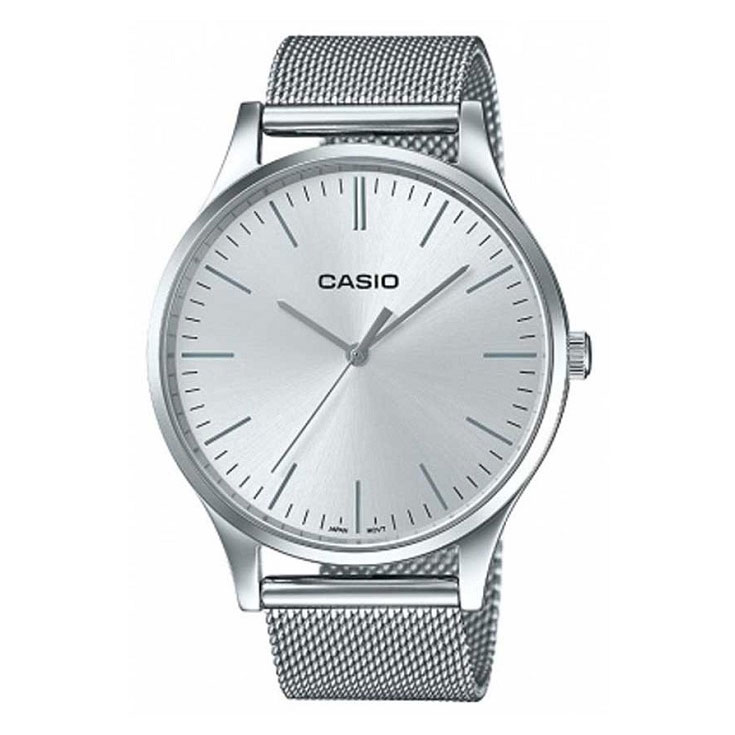 CASIO Collection Stainless Steel Bracelet LTP-E140D-7AEF