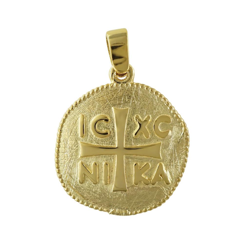 Κίτρινο Χρυσό Κωνσταντινάτο Κ9 KN206