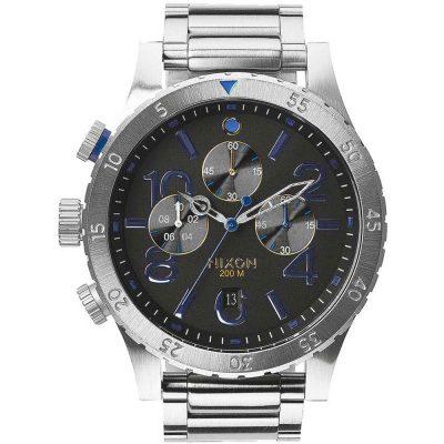 NIXON 48-20 Stainless Steel Bracelet A486-1529