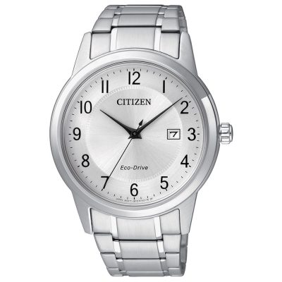 CITIZEN Eco-drive Classic Stainless Steel Bracelet AW1231-58B