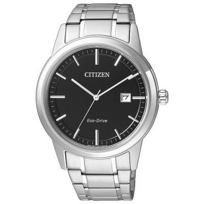 CITIZEN Eco-drive Classic Stainless Steel Bracelet AW1231-58E