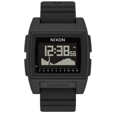 NIXON Base Tide Pro Black A1212-000