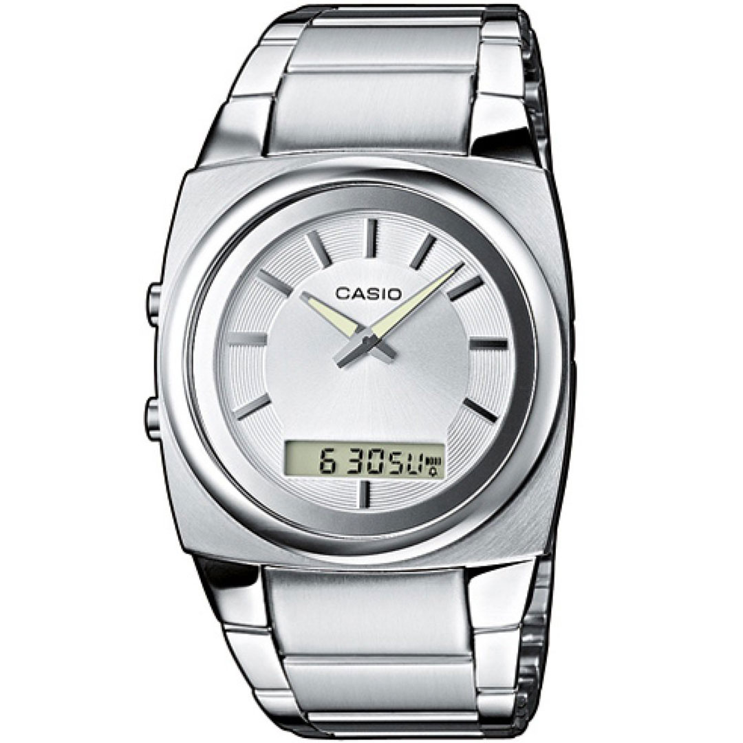 CASIO Collection Stainless Steel Bracelet MTF-111D-7AEF