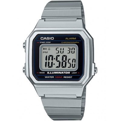 CASIO Collection Stainless Steel Bracelet B-650WD-1AEF