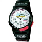 CASIO Collection AnaDigi Swim Trainer SWM-100-7GV
