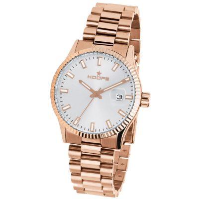 HOOPS Luxury L Rose Gold Bracelet Metallic 2590LG02