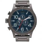 NIXON 51-30 Stainless Steel Bracelet A083-2340