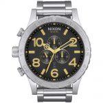 NIXON 51-30 Tide Stainless Steel Bracelet A083-2730