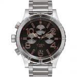 NIXON 48-20 Stainless Steel Bracelet A486-2064