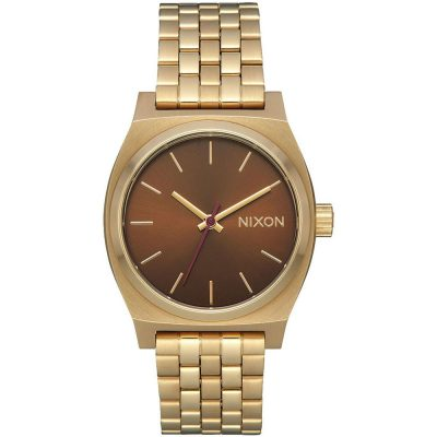 NIXON The Medium Time Teller Ladies Watch A1130-2803