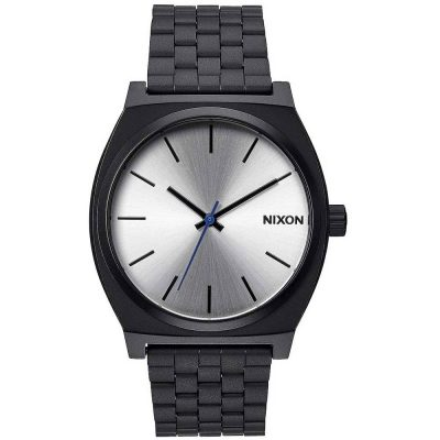 NIXON Time Teller Black Stainless Steel Bracelet A045-180