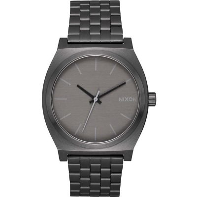 NIXON Time Teller Grey Stainless Steel Bracelet A045-2090