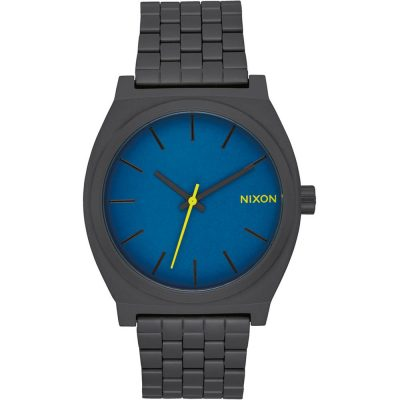 NIXON Time Teller Black Stainless Steel Bracelet A045-2755