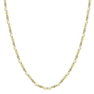 Κίτρινο Χρυσό Κολιέ Κ14 KL724